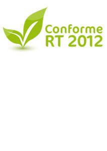 Attestation de conformité RT 2012